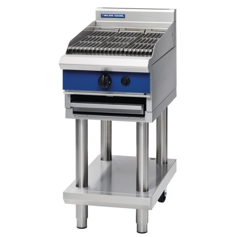 Tractor Grill Seal : Blue seal g gas chargrill countertop