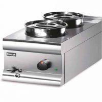 Lincat BS3W Wet Heat Electric Bains Marie