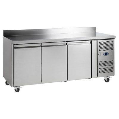 Tefcold CF7310P 3 Door Gastronorm Counter Freezer 417L