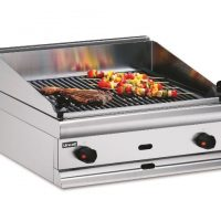 Lincat CG6 Gas Chargrill 600mm wide