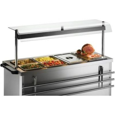 Lincat PG2H Heated Gantry for P6B2P6P2 Hot Cupboards