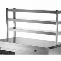 Lincat Panther Three-Tier Ambient or Heated Overshelf