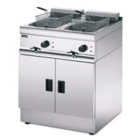 Lincat J12 Twin Tank Electric Fryer