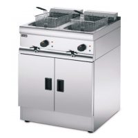 Lincat J18 Twin Tank Electric Fryer