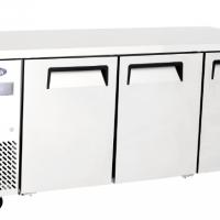 Atosa YPF9047 Triple Door Undercounter Freezer 470L
