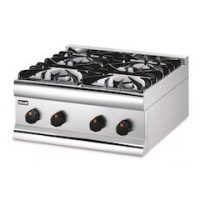 Lincat Silverlink HT6 Electric 4 Plate Boiling Top