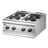 Lincat Silverlink HT7 Electric 4 Plate Boiling Top