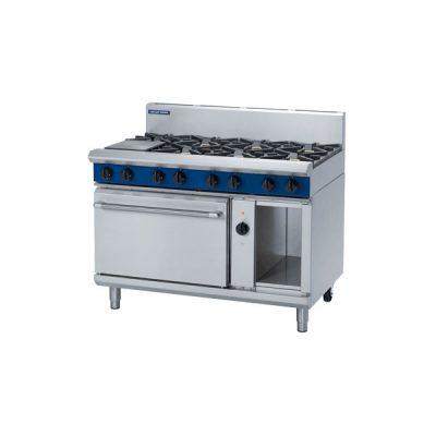 Blue Seal GE58D Gas Range Electric Convection Oven