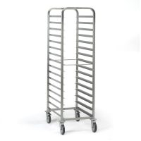Sammic 5861664 Trolley with Guides for Bakery Trays