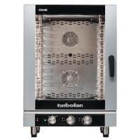 Blue Seal Turbofan EC40M10 Manual 10 Grid Electric Combination Steamer Oven