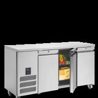WILLIAMS LJC3-SA 3 Door Counter Freezer 545L