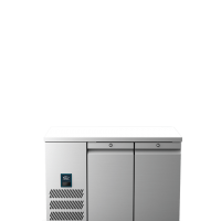 WILLIAMS LJSC2-SA 2 Door Slimline Counter Freezer 244L