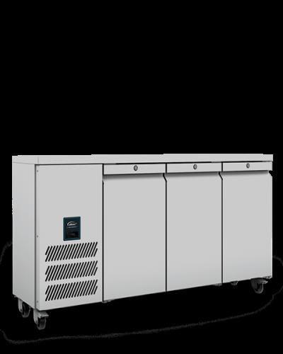 WILLIAMS LJSC3-SA 3 Door Slimline Counter Freezer 374L