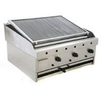 Archway 3BL-NG 3 Burner Nat Gas Charcoal Grill (Long)