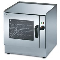 Lincat V6FD Silverlink 600 Fan Assisted Oven with Glass Door