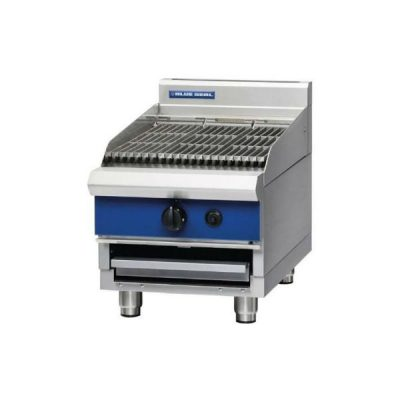 Blue Seal G593-B 450mm Gas Chargrill Bench Model
