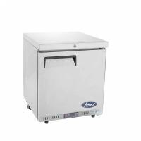 ATOSA MBC24F Single Door Under Counter Freezer 145L