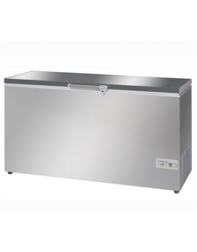VESTFROST 475L Commercial Chest Freezer with Stainless Steel Lid SZ464STS