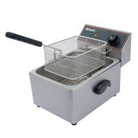 BLIZZARD 6Lt Single Tank Electric Fryer BF6