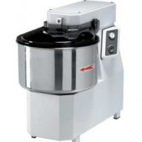 CHEFQUIP IM-18S Fixed Bowl Spiral Dough Mixer 22L