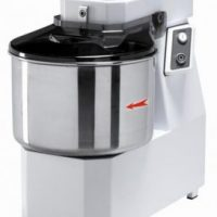 CHEFQUIP IM-38S Fixed Bowl Spiral Dough Mixer 42L