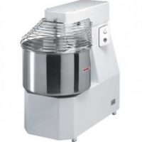 CHEFQUIP IM-50S Fixed Bowl Spiral Dough Mixer - 62L