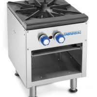 IMPERIAL 3 Ring Gas Stock Pot ISPA-18