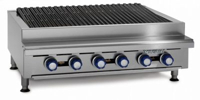 IMPERIAL Gas Radiant Chargrill IRB-36