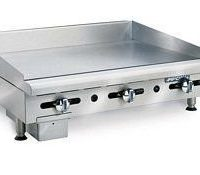 IMPERIAL Gas Thermostat Controlled Griddle ITG-24