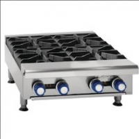 IMPERIAL IHPA-4-24 Gas 4 Burner Hot Plate