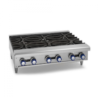 IMPERIAL IHPA-6-36 Gas 6 Burner Hot Plate
