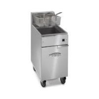 IMPERIAL Single Pan, Twin Basket Free Standing Gas Fryer IFS-75