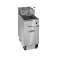 IMPERIAL IFS-75 Single Pan, Twin Basket Free Standing Gas Fryer