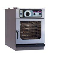 MKN SKE623R-CL Space Combi Junior Classic 6 Grid Oven