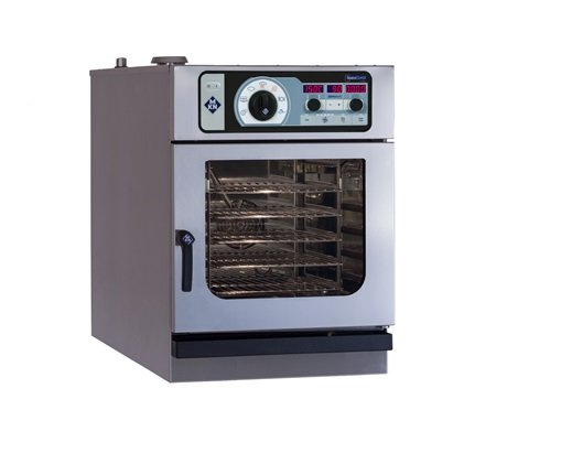 MKN SKE623R-CL Space Combi Junior Classic 6 Grid Oven