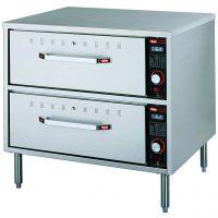 HATCO Freestanding Two Drawer Warmer HDW-2