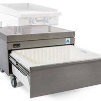 ADANDE Chef Base Unit, Rear Engine & Heat Shield Top VCR1CHS