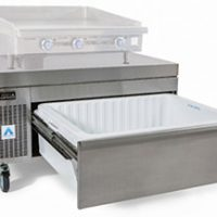ADANDE Chef Base Unit, Side Engine & Heat Shield Top VCS1CHS