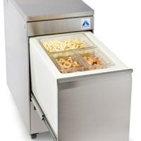ADANDE Compact Rear Engine, Single Drawer Unit VCC1GCW