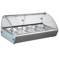 BLIZZARD Counter Top Heated Merchandiser HDC1