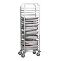 CRAVEN 1 1 GN Stacking Trolley 18 Level EST16-Z