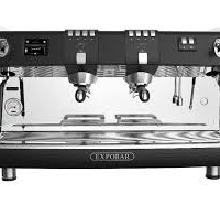 EXPOBAR C2DIAP1B 2 Group Diamant Pro Smart Steam Espresso Machine