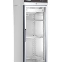 INOMAK Heavy Duty Single Glass Door Freezer CBP172CR