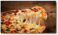 Commercial Gas and Electric Pizza Oven