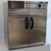 INFERNUS Electric Hot Cupboard Double Door with 2 Shelves