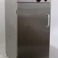 INFERNUS Electric Hot Cupboard Single Door with 2 Shelves