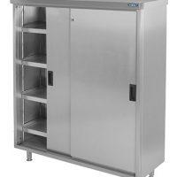 MOFFAT CH124FS3 304 Grade Stainless Steel COSHH Cupboard
