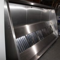 Stainless Steel Canopy 2900