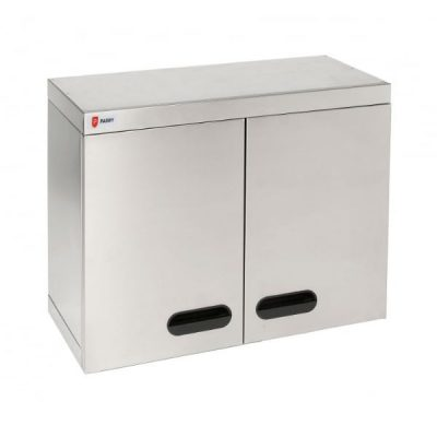PARRY WCH600 Stainless Steel Hinged Wall Cupboard
