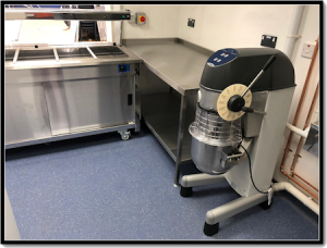 Commercial Catering Kitchen in Norfolk installed by Anglia Catering Equipment